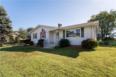 Portsmouth Single Family Home Active Under Contract: 52 Lee Avenue