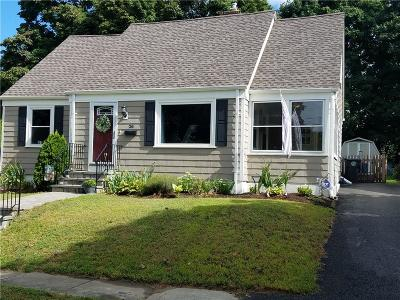 Single Family Home For Sale: 28 Hersey Road