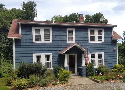 North Kingstown Single Family Home For Sale: 665 Annaquatucket Road