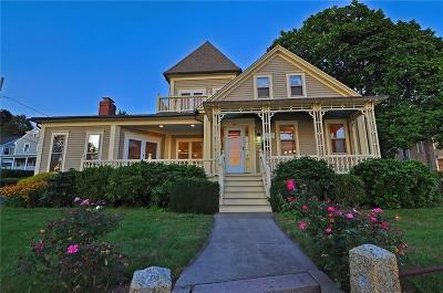 Bristol Single Family Home Active Under Contract: 202 Hope Street