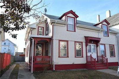 Pawtucket Single Family Home For Sale: 23 Garden Street