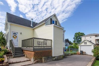 Woonsocket Single Family Home For Sale: 66 Richelieu Street