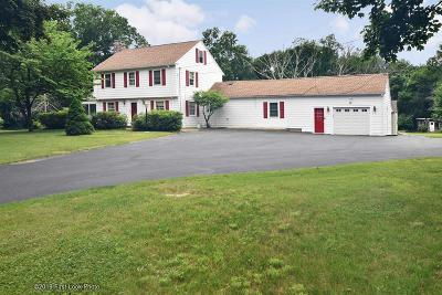 Scituate Single Family Home For Sale: 98 Peep Toad Road