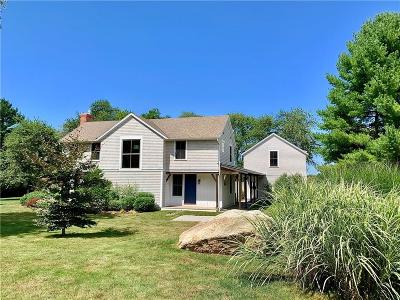 Tiverton Single Family Home Active Under Contract: 82 Abel Hart Lane