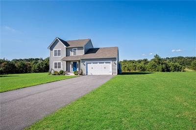 North Kingstown Single Family Home Active Under Contract: 101 Austin Meadows Lane