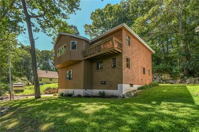 Coventry Single Family Home Active Under Contract: 25 Knotty Oak Shores