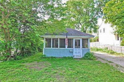 Bristol Single Family Home Active Under Contract: 126 Narrows Road