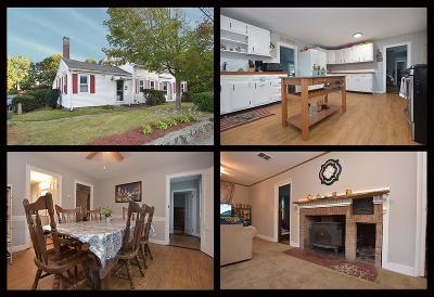 Coventry Single Family Home For Sale: 210 South Main Street