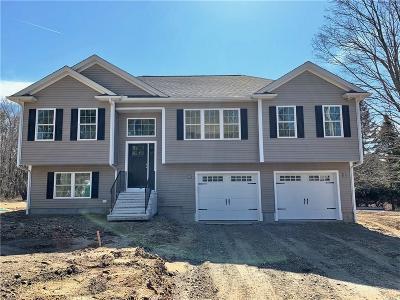Burrillville Single Family Home For Sale: 180 Union Avenue
