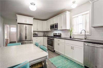 Pawtucket Single Family Home For Sale: 65 Daniels Street