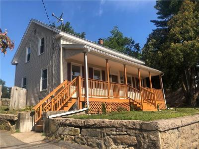 West Warwick Single Family Home For Sale: 44 New London Avenue