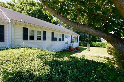 Middletown Single Family Home For Sale: 1 James Street