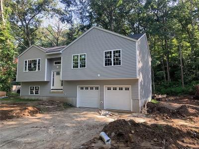 Glocester Single Family Home For Sale: 117 Spring Grove Road