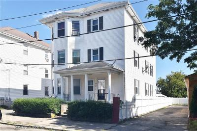 Central Falls Multi Family Home For Sale: 52 Knight Street