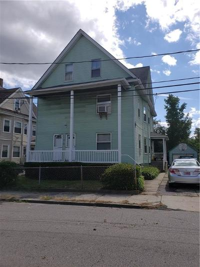 Central Falls Multi Family Home For Sale: 34 Clay Street