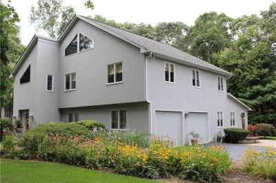 Lincoln Single Family Home For Sale: 19 Bridle Drive