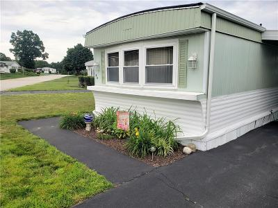 Coventry Single Family Home For Sale: 4 Lane D