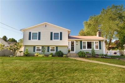 East Providence Single Family Home For Sale: 29 Commack Road