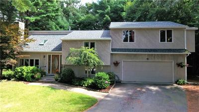 Coventry Single Family Home For Sale: 23 Circlewood Drive