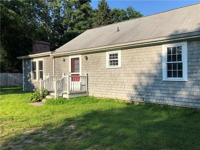 North Kingstown Single Family Home For Sale: 50 Mill Pond Road