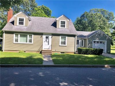 Burrillville Single Family Home For Sale: 10 Conley Lane