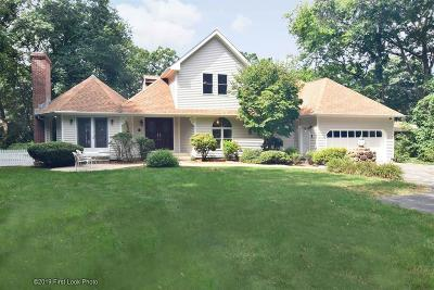 South Kingstown Single Family Home For Sale: 3645 Tower Hill Road