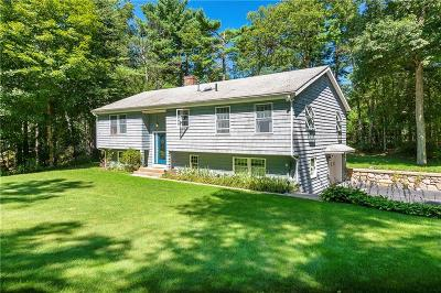Glocester Single Family Home For Sale: 863 Putnam Pike