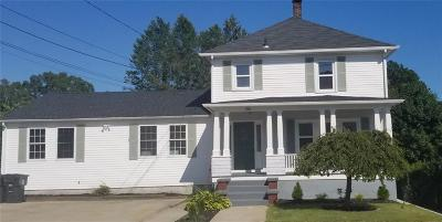 West Warwick Single Family Home For Sale: 70 Potter Avenue