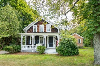 Barrington Single Family Home For Sale: 82 Rumstick Road