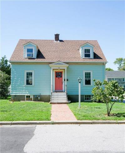 Single Family Home Active Under Contract: 38 Hilltop Avenue