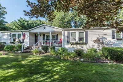 Richmond Single Family Home Active Under Contract: 464 Gardiner Road
