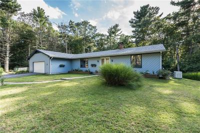 Exeter Single Family Home For Sale: 116 Mail Road