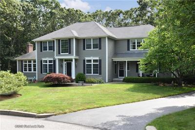 East Greenwich Single Family Home For Sale: 145 Laurel Wood Drive