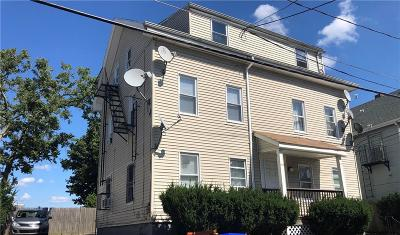 Central Falls Multi Family Home Active Under Contract: 77 Fuller Avenue