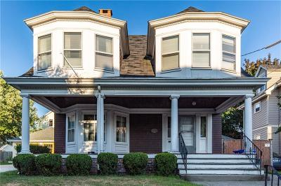 Pawtucket Single Family Home For Sale: 9 Daniels Street