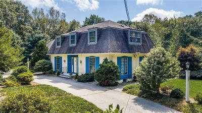 East Greenwich Single Family Home For Sale: 37 Twin Pond Road