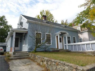 Pawtucket Commercial For Sale: 164 Pine Street