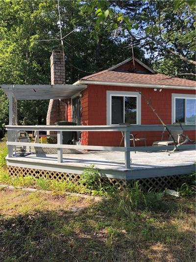 Coventry Single Family Home For Sale: 356 Shady Valley Road