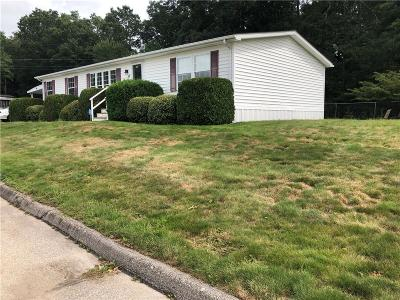 Coventry Single Family Home For Sale: 47 Lane F