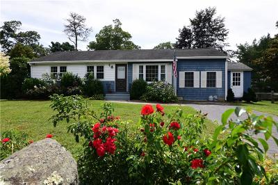 South Kingstown Single Family Home For Sale: 3566 Post Road