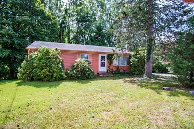 Warwick Single Family Home Active Under Contract: 28 Douglas Road