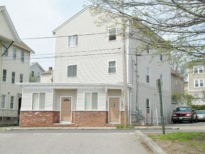 Pawtucket Multi Family Home For Sale: 193 Pleasant Street