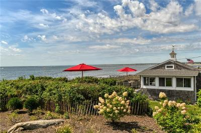 Narragansett Single Family Home Active Under Contract: 64 Shore Road