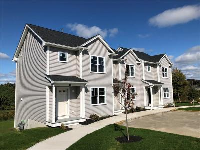 Middletown Condo/Townhouse For Sale: 58 Mariner Way
