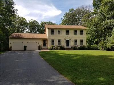 Scituate Single Family Home For Sale: 87 Trimtown Road