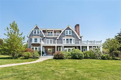 Narragansett Single Family Home For Sale: 365 Boston Neck Road