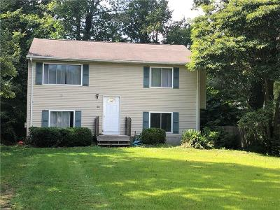 Narragansett Single Family Home Active Under Contract: 20 Huckleberry Trail