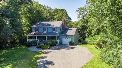 South Kingstown Single Family Home For Sale: 32 Half Moon Trail