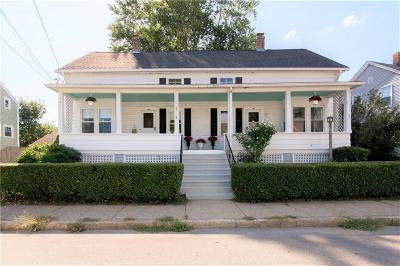 Warren Multi Family Home Active Under Contract: 259 Main Street