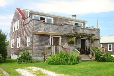 South Kingstown Multi Family Home For Sale: 24 Prospect Road